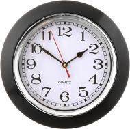 Годинник настінний Office чорний