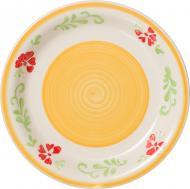 Тарілка обідня Flowery 19 см HG36-48-S2