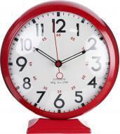 Годинник настільний Newstep HYWI132DE RD з кварцовим механізмом