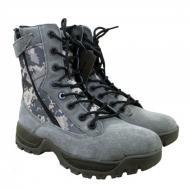 Ботинки MIL-TEC TACTICAL BOOT TWO-ZIP ACU 44 Серый (12822270-44)