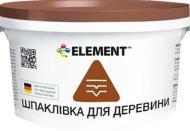 Шпаклівка для деревени Element білий 350 г