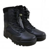 Ботинки MIL-TEC TACTICAL STIEFEL Black 44 Черный (12821000-44)