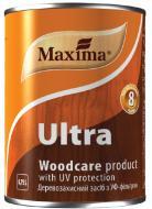 Декоративний та захисний засіб для деревини Ultra Maxima червоне дерево 0,75 л