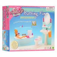 Мебель для кукол Gloria Ванная комната (2820)
