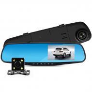 Видеорегистратор зеркало 138W с камерой заднего вида (FL-22)
