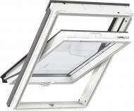 Вікно мансардне вологостійке VELUX Стандарт 78x118 см GLU MK06 0051В нижнє відкривання