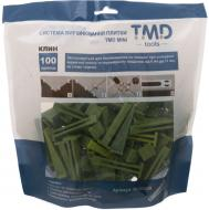 Система вирівнювання плитки TMD Mini Клин 6-12 мм 100 шт./уп
