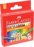 Олівці кольорові воскові 75 мм Faber-Castell
