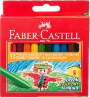 Олівці воскові Faber-Castell