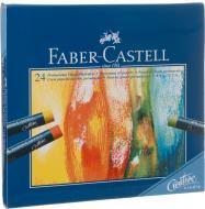 Пастель олiйна Studio Quality Faber Castell 127024 24 кольорів