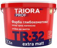 Краска Triora TR-32 extra matt белый 10л