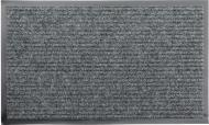 Коврик New Way на резиновой основе 1005 серый 0,6x0,9 м