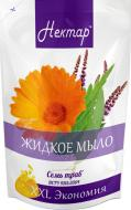 Мыло жидкое Нектар Семь трав doy-pack 500 мл