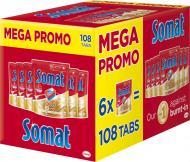 Таблетки для ПММ Somat Gold 108 шт.