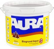 Грунтовка Aura® Biogrund Aqua не создает пленку 2,5 л