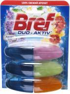 Блок для унітаза Bref Duo-Aktiv Свіжий мікс (3x50 мл) 0,15 л