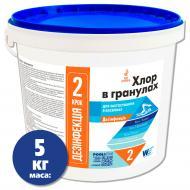 Хлор в гранулах 5 кг