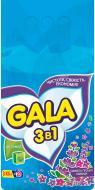 Пральний порошок для машинного прання Gala Свіжість гірської лаванди 3 кг