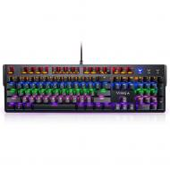 Клавиатура Vinga KBGM160 Black (9202030)