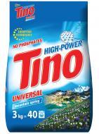 Пральний порошок для машинного та ручного прання Tino High-Power Mountain spring 3 кг