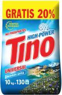 Пральний порошок для машинного та ручного прання Tino High-Power Mountain spring 10 кг