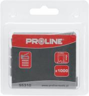 Скоби для ручного степлера Proline 10 мм тип 53 (А) 1000 шт. 55310