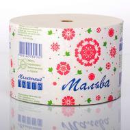 Туалетний папір Малинський папір d 12 см одношаровий 1 шт.