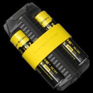 Зарядное устройство для аккумуляторов Nitecore F2 4.2V/5V 2х1000mA USB с Power Bank (6-1260)