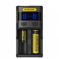 Зарядное устройство для аккумуляторов Nitecore SC2 (6-1197)