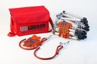 Универсальная спасательная лестница Uniladder 1L-1000 Silver (2d-66)
