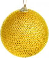 Куля пінопластова d80 8277 золотий