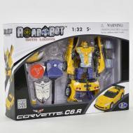 Трансформер RoadBot 52080 свет (2-12181)
