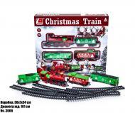 """Железная дорога """"Рождественский поезд""""  Shantou  (сд3006)"""