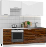 Кухня Грейд Макасар МДФ 2,2м