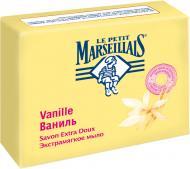 Мило Le Petit Marseillais Ваніль 90 г