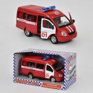 Машина Play Smart 9098 A Пожарная охрана на батарейках (2-2709)