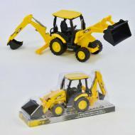Трактор инерционный Small Toys 215 (2-72483)