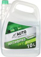 Антифриз Auto Assistance G11 -38°С 10л зелений