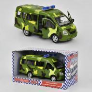 Машина Play Smart 9098 F Военная скорая помощь (2-2705)