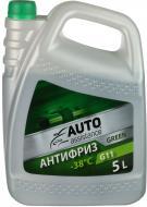 Антифриз Auto Assistance G11 -38°С 5л 4,93кг зелений