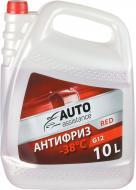 Антифриз Auto Assistance G12 -38°С 10л червоний