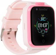 Смарт-часы AmiGo GO006 GPS 4G WIFI pink (849558)