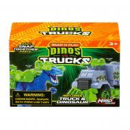 Набір іграшок Road Rippers Машинка та динозавр Raptor blue 20076