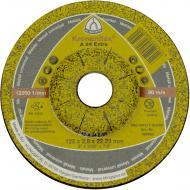 Круг вiдрізний Kronenflex  по металу 125х2,5х22,2 мм