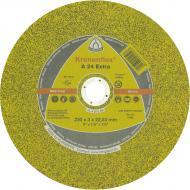 Круг відрізний  по металу  Kronenflex  Extra  230x3,0x22,2 мм
