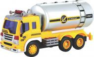 Автоцистерна Dave Toy Junior Trucker 28 см зі світлом та звуком 1:16 33022