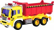 Самоскид Dave Toy Junior Trucker 28 см зі світлом та звуком 1:16 33024