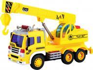 Підйомний кран Dave Toy Junior Trucker 28 см зі світлом та звуком 1:16 33025