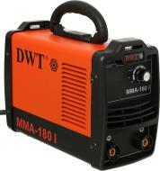 Інвертор зварювальний DWT DWT ММА-180 I