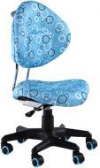 Крісло FunDesk SST5 Blue блакитний